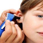 معاینه گوش کودکان